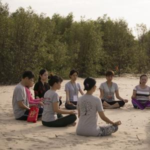 Yoga Trị liệu: Tìm thấy chính mình