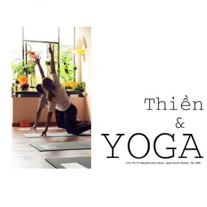 Yoga cộng đồng và văn phòng