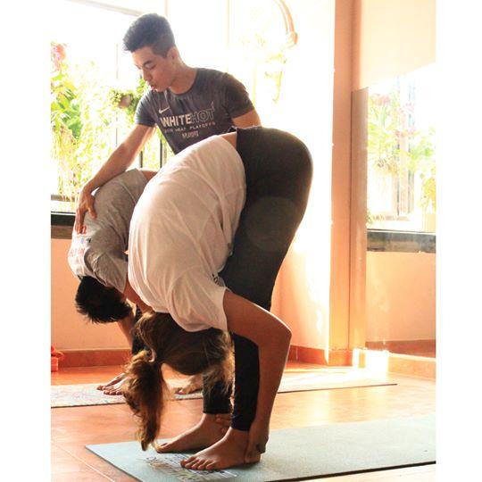 HLV Yoga và thiền trị liệu cá nhân